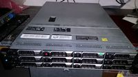 DELL R510 Storage Server XEON X5650 2.66Ghz 12 X 600GB 15000RPM SAS *128GB RAM **RAILS